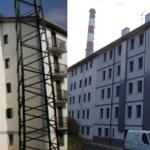 EKOTEKNIA rehabilita un edificio de viviendas en Pasai Donibane