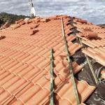 Finalizada la rehabilitación de cubierta en Donostia