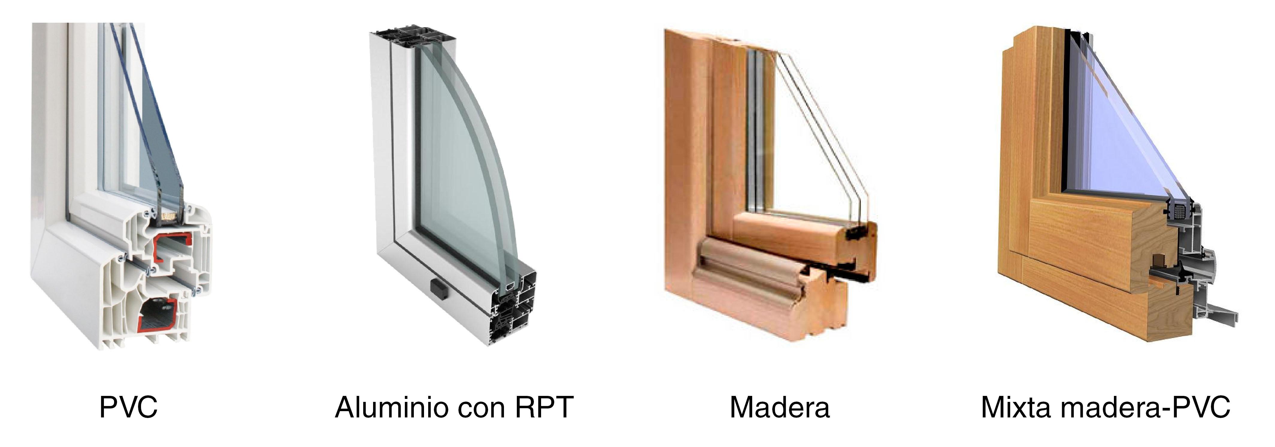 Marco Ventana Aluminio. Elegant Ventana Aluminio Rpt Corredera Hojas ...