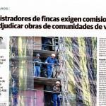 Artículo en EL CORREO sobre obras en comunidades de vecinos
