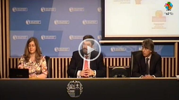 Rueda de prensa de presentación del Decreto [VIDEO]
